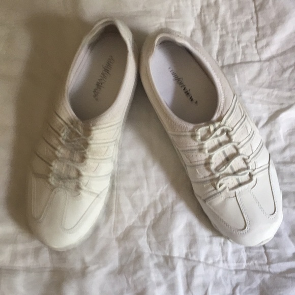 24799acc941 Woman's Comfort View Slip On Tennis Shoes
